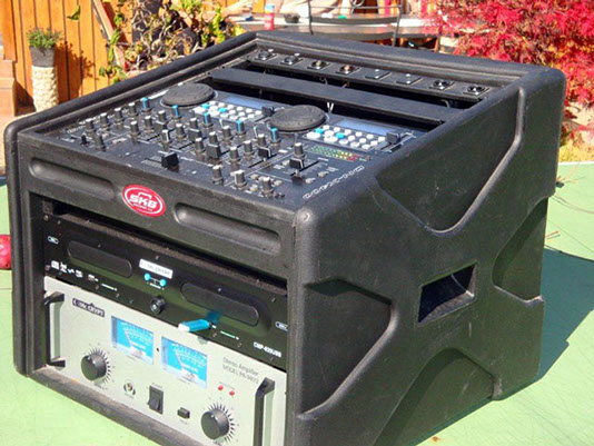 Barwagen Zubehör Soundanlage